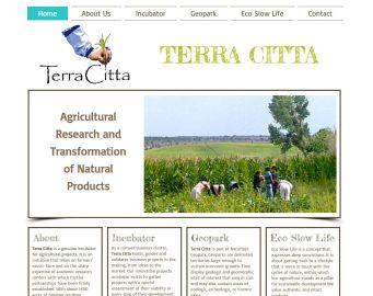 Terra Citta – Rédaction en anglais