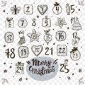 Christmas Calendar Draw