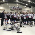 PeeWee Rep 3 Wins Silver at Home!