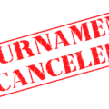 Midget Rep 1 Tournament Cancelled