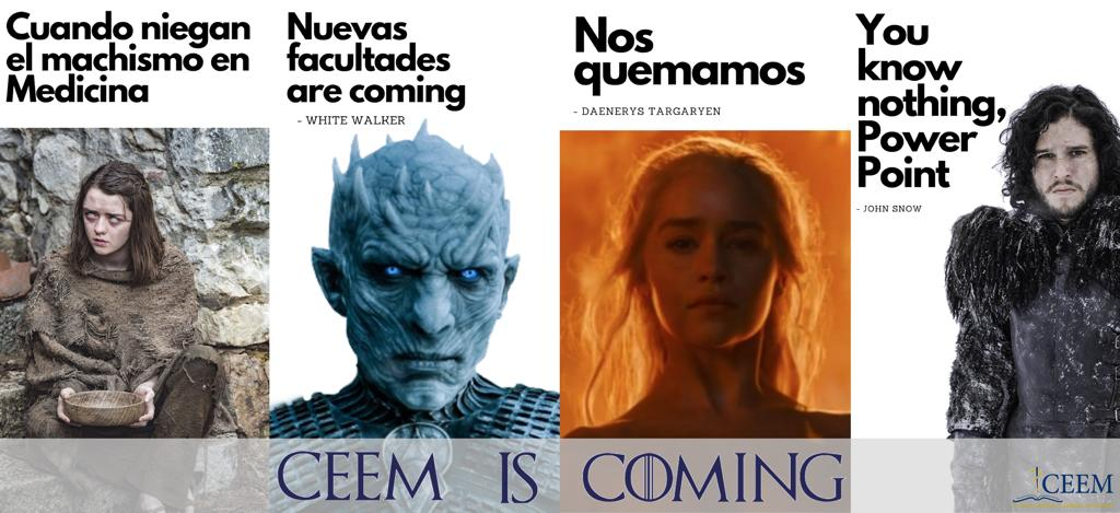 "El CEEM presenta su campaña: ""CEEM is coming… and remembers!"""