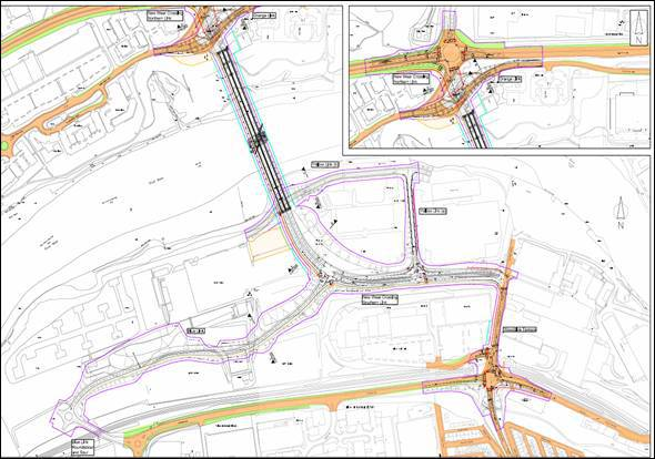 Sunderland Strategic Transport Corridor (SSTC) – New Wear Crossing ...