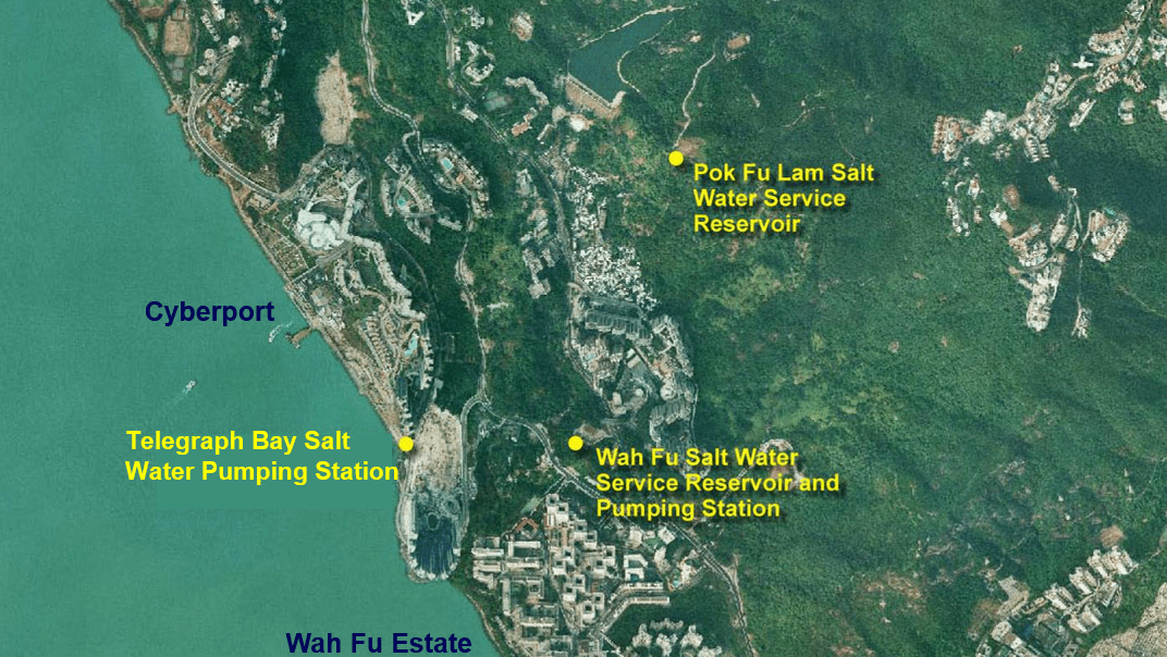 Pok Fu Lam Salt Water Supply System