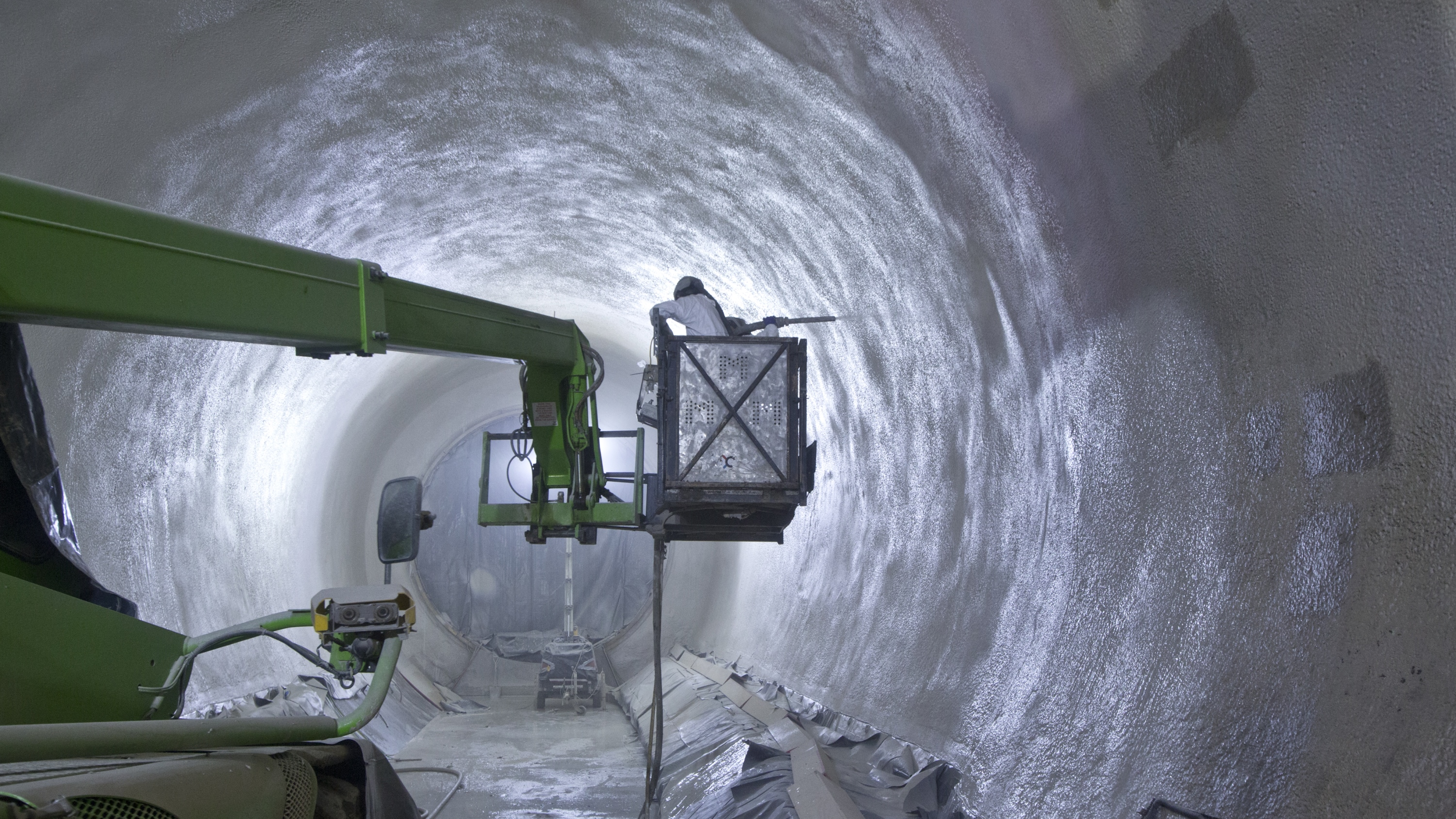 Crossrail: Whitechapel and Liverpool Street SCL