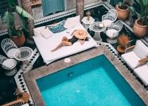 Leisure time pools