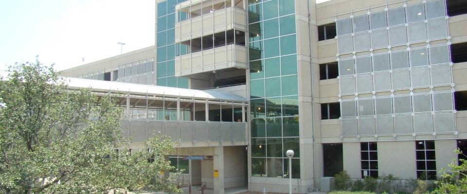 San Antonio Airport Garage  Consulting Engineers Group