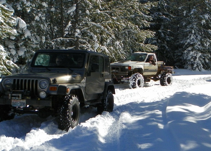 Photos: EWOR Thanksgiving 4x4 Run at the Ahtanum State Forest 10