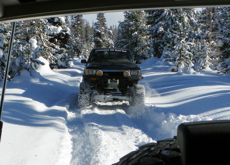 Photos: EWOR Thanksgiving 4x4 Run at the Ahtanum State Forest 15