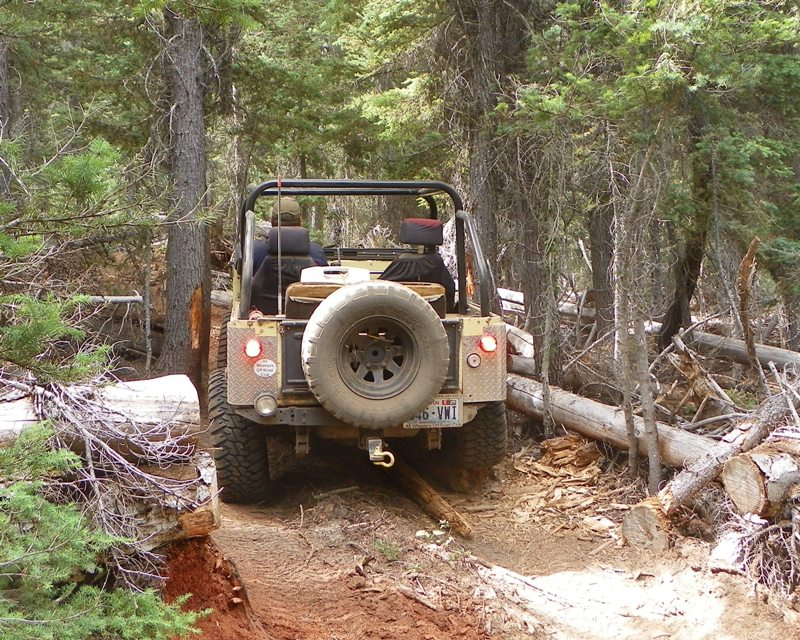 Photos: Yellow Jeep Run - Little Rattlesnake 43