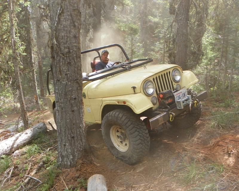 Photos: Yellow Jeep Run - Little Rattlesnake 49