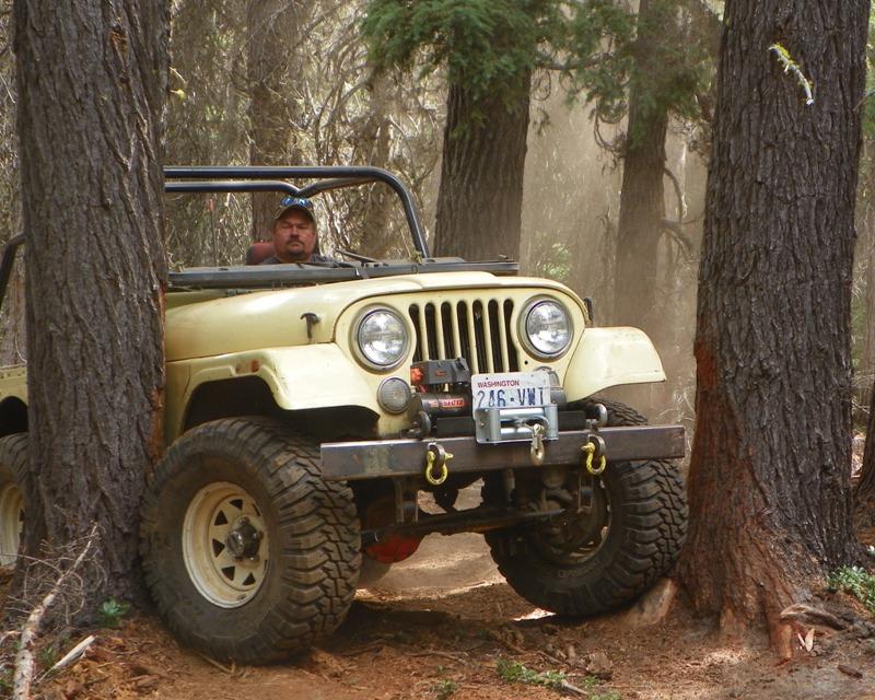 Photos: Yellow Jeep Run - Little Rattlesnake 60