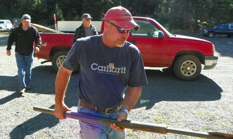 Photos: National Public Lands Day Volunteer Work in Yakima County 4