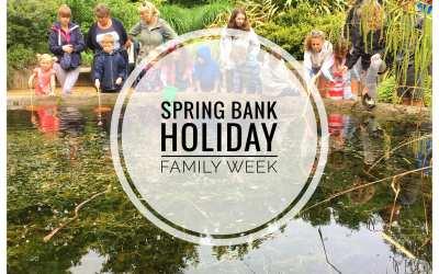 Spring Bank Holiday Family Week
