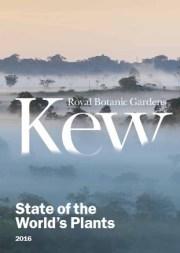Estado de las plantas en el mundo - Primer Reporte