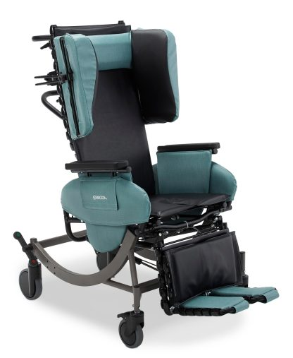 Broda Synthesis V4 Wheelchair Side view