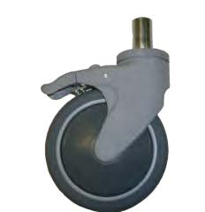 "wheelchair 5"" caster"
