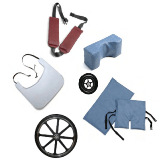 Broda Wheelchair Parts
