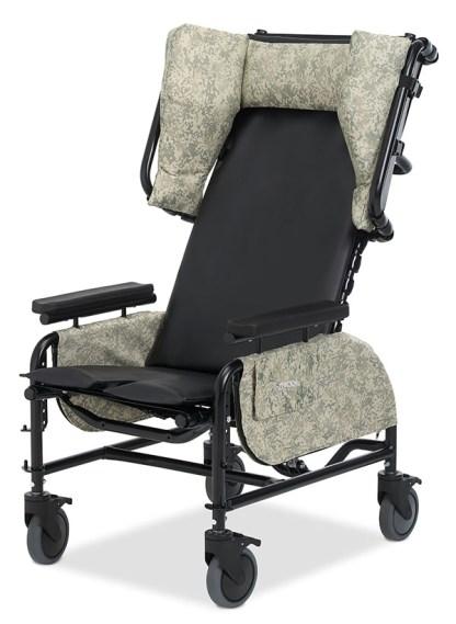 Sashay Pedal Chair Digital Camo_Left