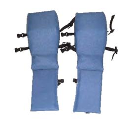 Long shoulder Bolster