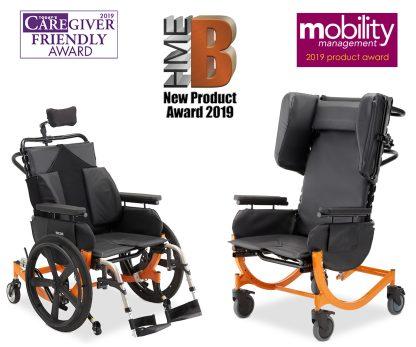 Both Encore Wheelchairs