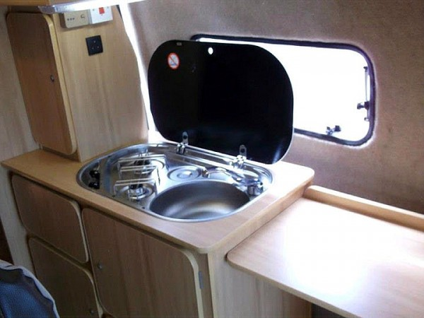 where to buy kitchen sinks aid bbq campervan conversions, ireland - also caravan parts and ...