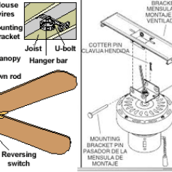 Harbor Breeze Fan Wiring Diagram Winch Ceiling Parts - Blades, Blade Arms, Capacitors & More