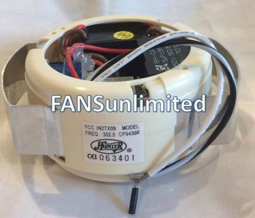 Lights Wiring Diagram Hunter Fan Cp9430r New Genuine Replacement Receiver For