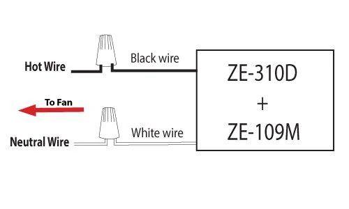zing ear switch ceiling fan wiring diagram