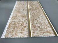 Pvc Cladding Bathroom Wall Panels 7mm Thickness