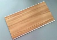 Wood Laminated Pvc Ceiling Planks Pvc Interior Wall Panels ...