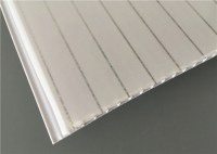Commercial Kitchen Plastic Wall Panel , Bathroom Wall ...