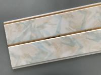 Printing Type Plastic Bathroom Shower Panels , Waterproof ...