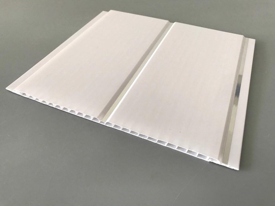 White Pvc Ceiling Planks , Suspended Ceiling Panels High