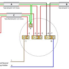Cooker Wiring Diagrams Uk 3 Ring Venn Diagram Template Upf Schullieder De Ceiling Rose Older Cable Colours Rh Ceilingrosewiring Co