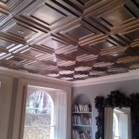 Ceilings 101: Drop Ceiling vs. Drywall Ceiling - Elegant ...