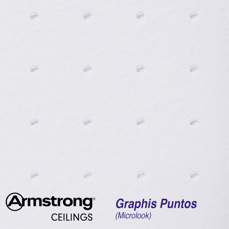 Armstrong Graphis Puntos Microlook (BP9900M) 600 x 600mm