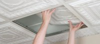 How To Install Drop Ceiling Tiles - Ceilume