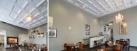 Restaurant Ceiling Tiles - Ceilume