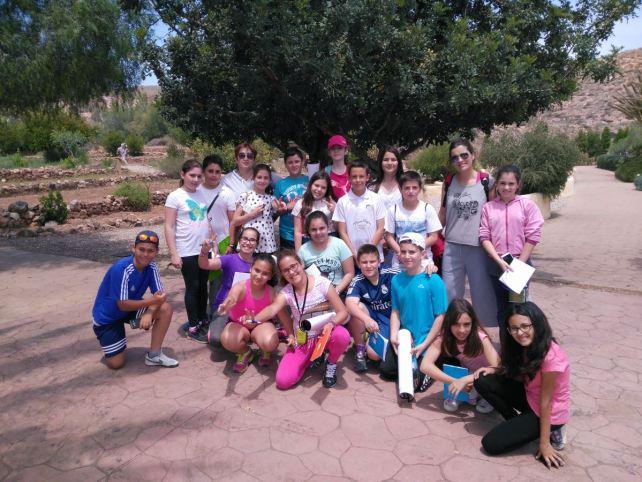 El grupo de Andalucía profundiza del CEIP Concordia