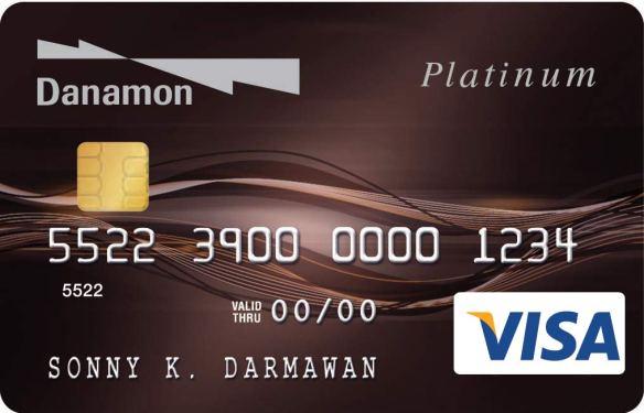 kartu kredit danamon