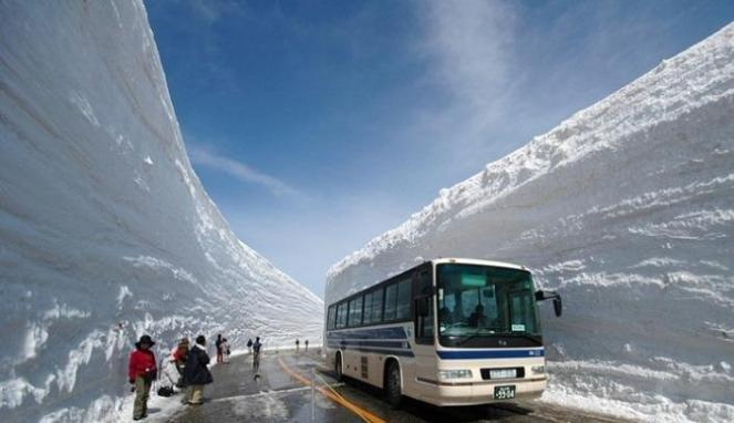 liburan musim dingin