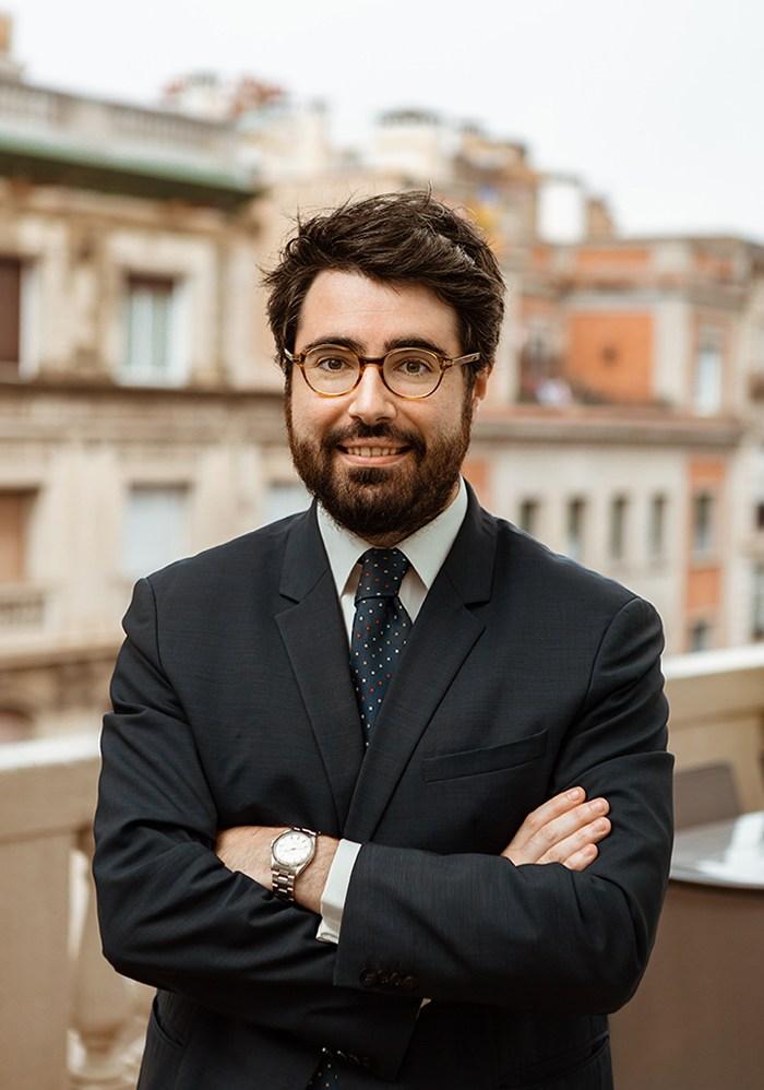 Xavi Mier, Abogado en CEL Abogados, Barcelona