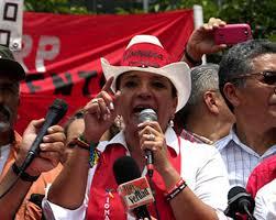 Xiomara Castro: ruptura del bipartidismo y nuevo proyecto