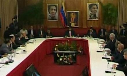 La voluntad del pueblo (sobre diálogo en Venezuela)