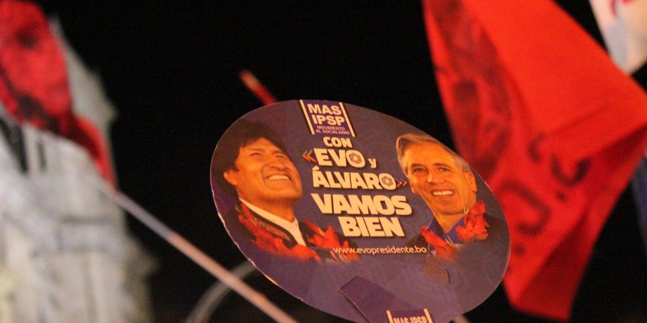 Con Evo vamos Bien (Por Alfredo Serrano Mancilla)