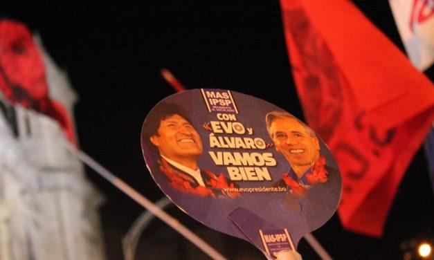 Informe CELAG Resultados Electorales Bolivia