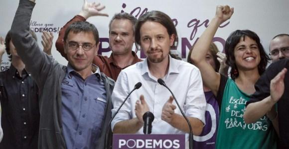 PODEMOS: ascenso y erosión del bipartidismo español