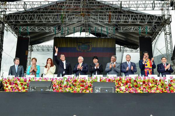 La nueva Sede y el futuro de la UNASUR (por Sergio Martín Carrillo)