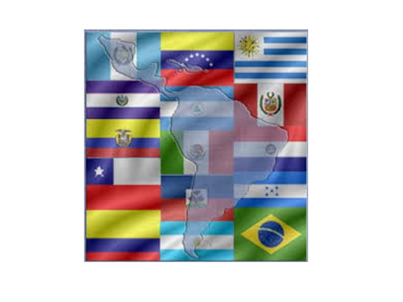Semana del 12 al 18 de abril (Colombia, Brasil y Venezuela)
