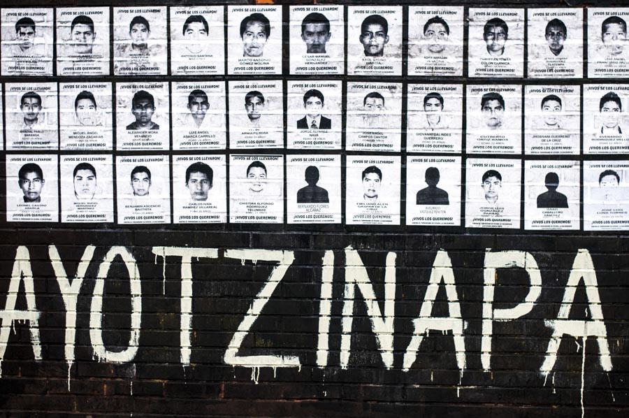 Ayotzinapa, a cinco meses, la memoria y la lucha por la verdad siguen vivas – por Arantxa Tirado